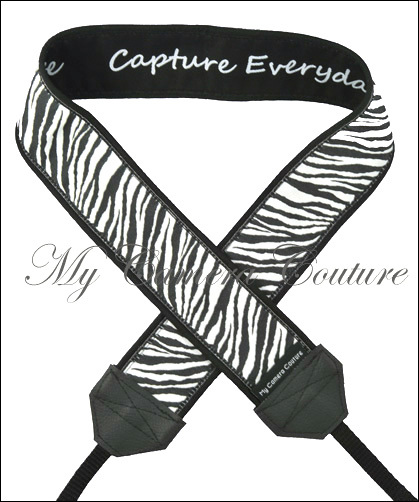 Zebra with Black Lining