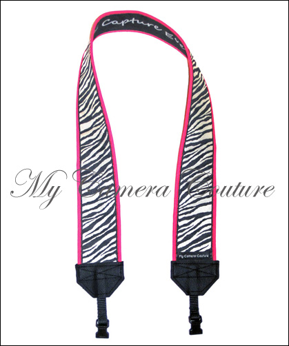 Zebra with Pink Lining